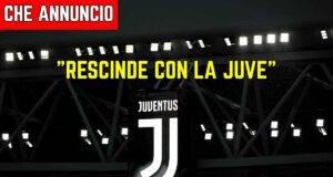 Calciomercato Juventus rescissione