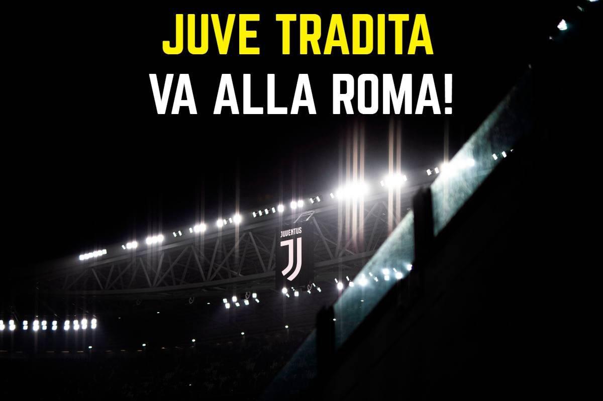 calciomercato juventus roma
