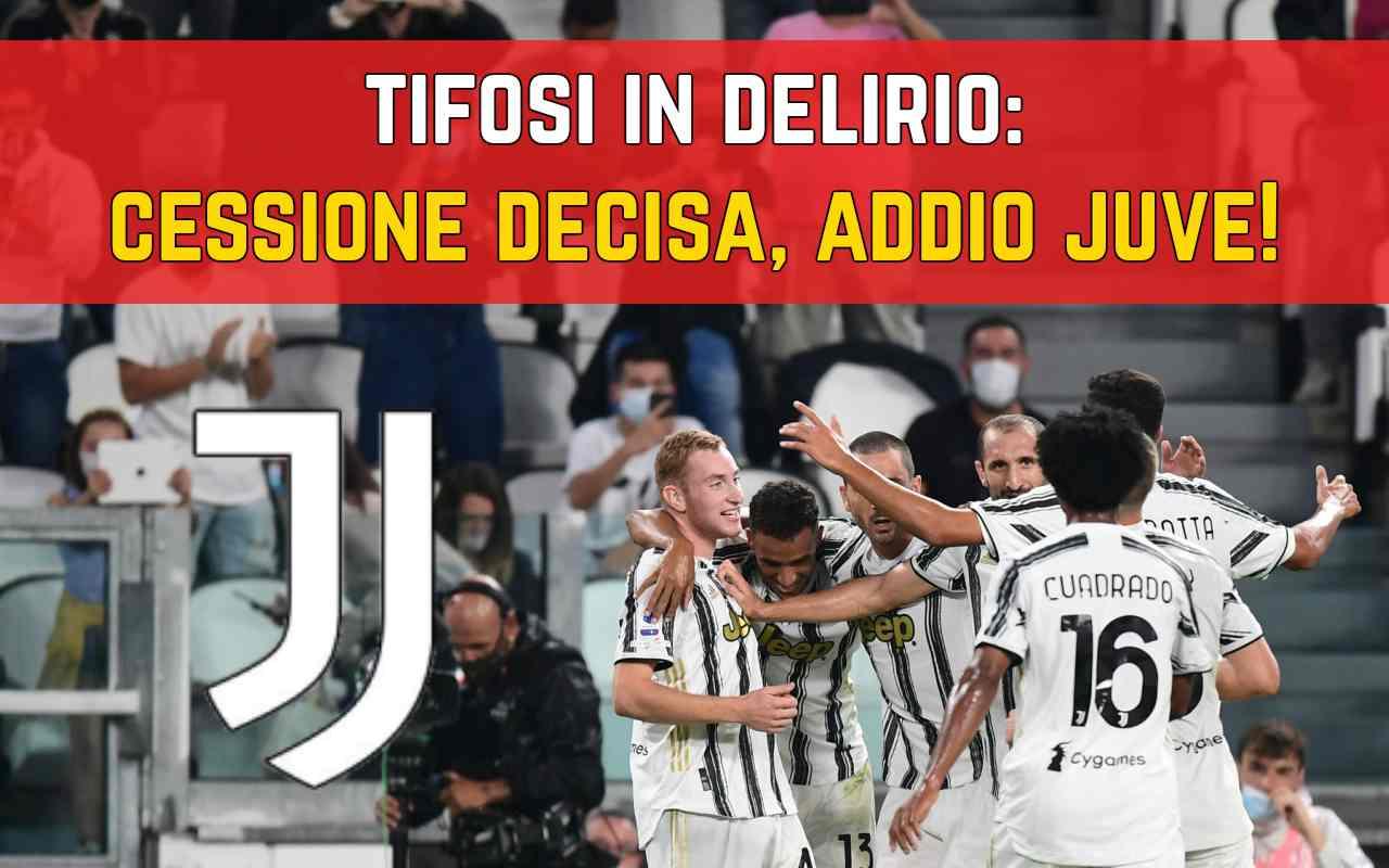 Calciomercato Juventus cessione