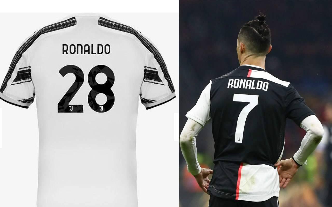 Cr7 cr28 numero maglia Cristiano Ronaldo