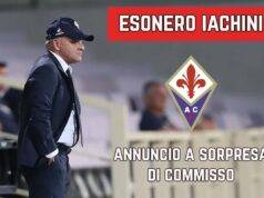 Esonero Iachini