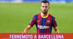 Pjanic Barcellona