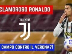 Ronaldo Coronavirus Verona