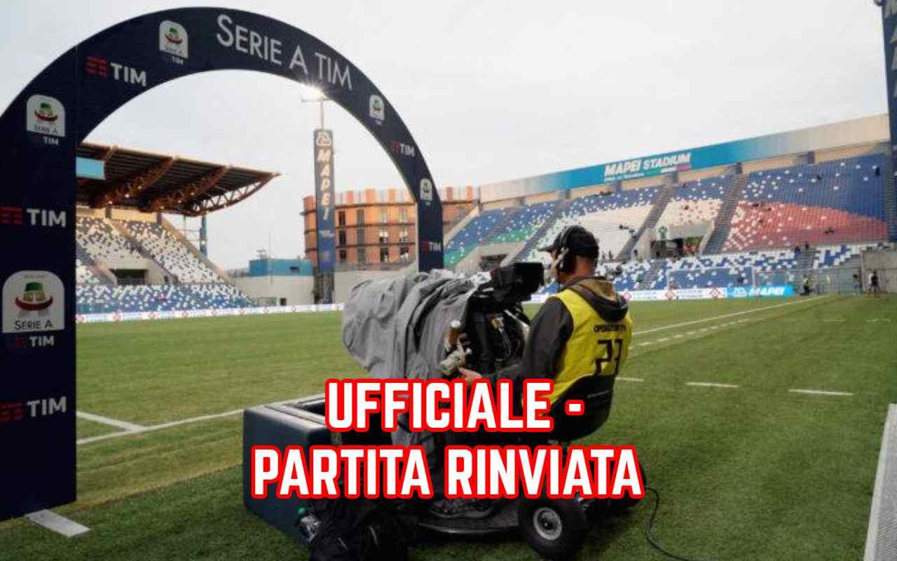 Serie A Genoa-Torino