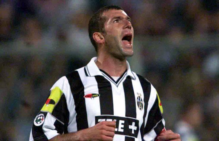 Zidane Juventus Old