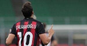 Infortunio Calhanoglu
