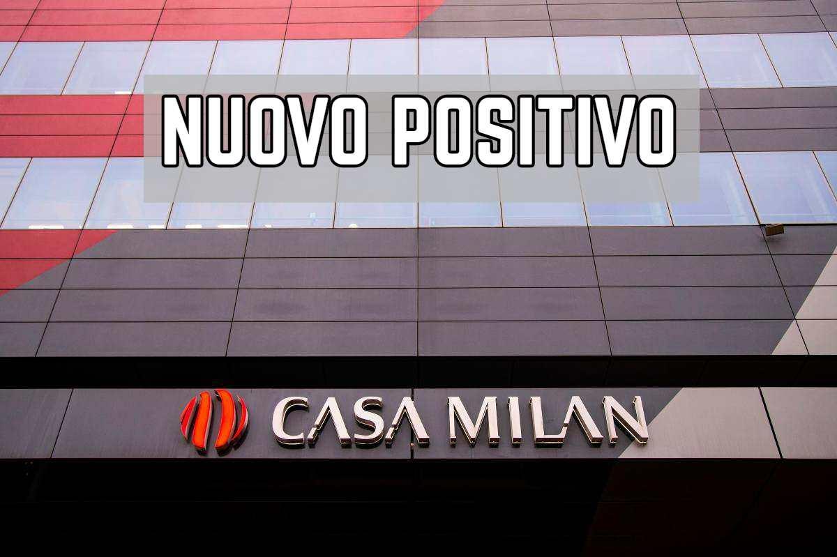 Milan positivo covid
