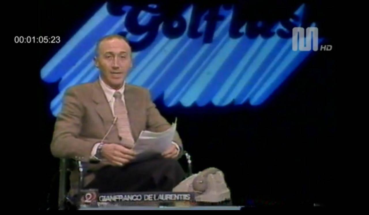 Lutto nel giornalismo: morto Gianfranco De Laurentiis