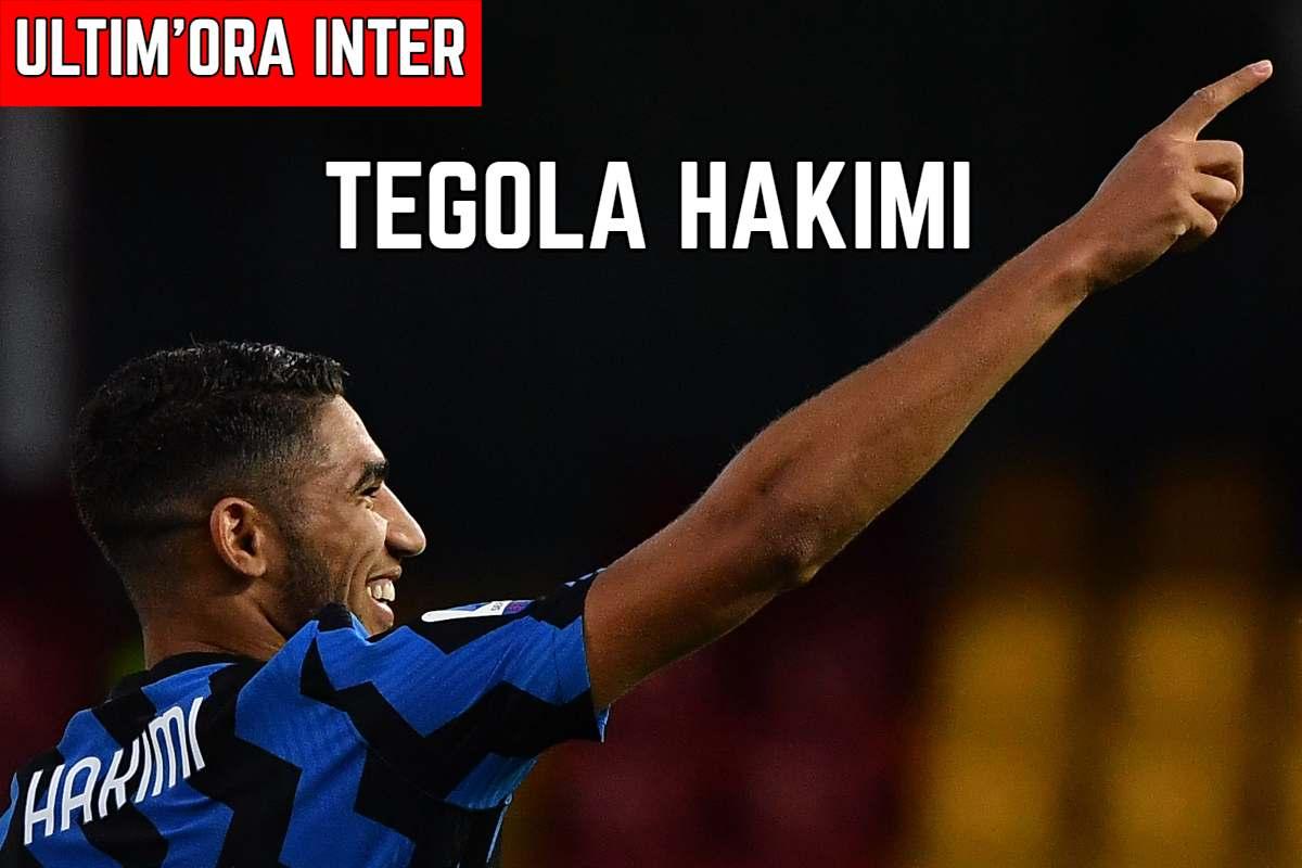 Guaio Inter, Hakimi colpito dal coronavirus: positivo all'ultimo tampone