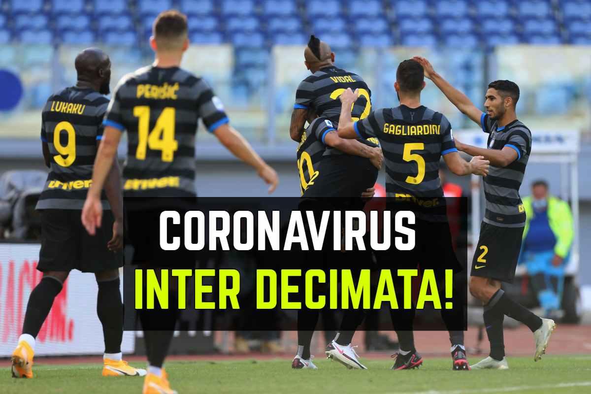 Inter coronavirus