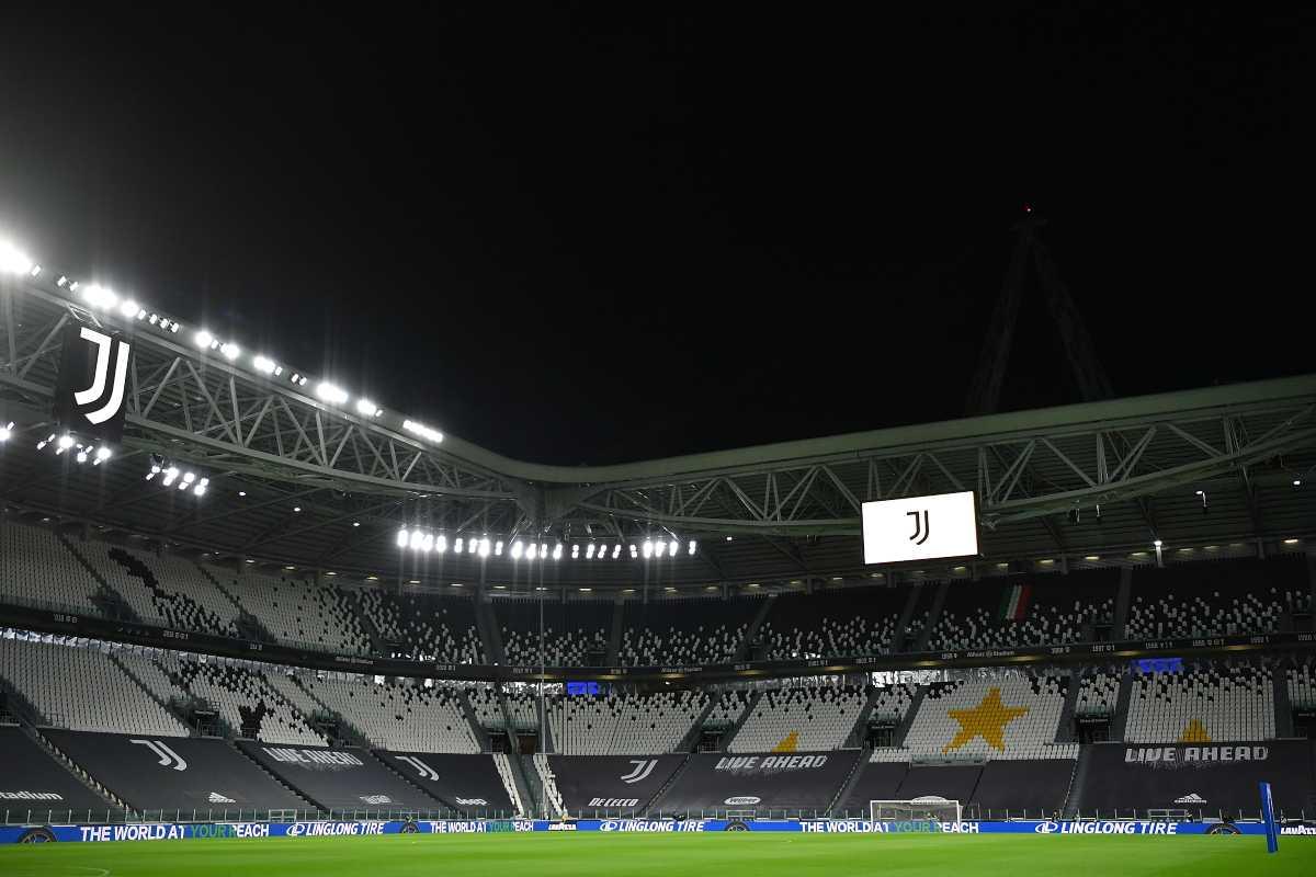 Juventus-Napoli stadio