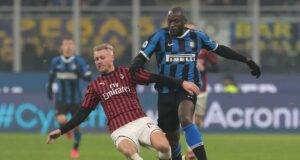 Rinvio Inter-Milan