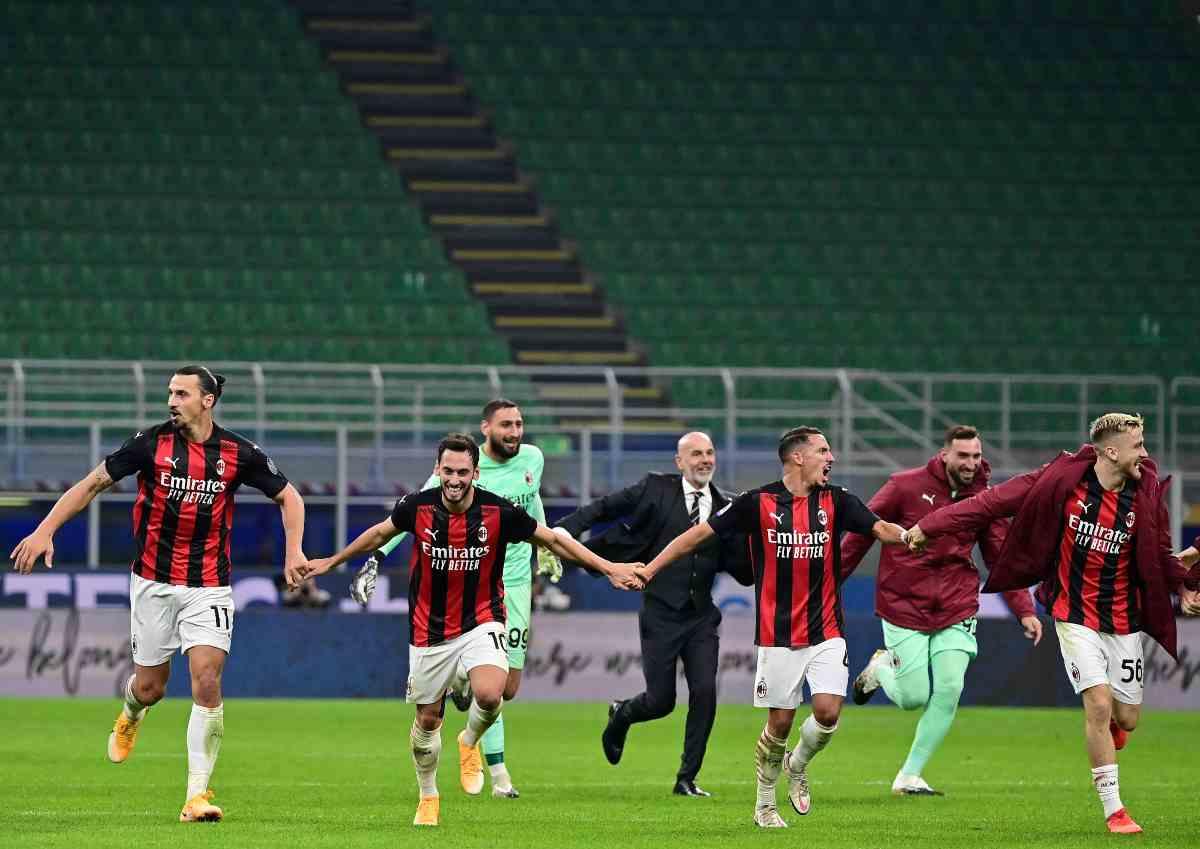 Milan festa
