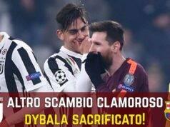Scambio Juve Barcellona