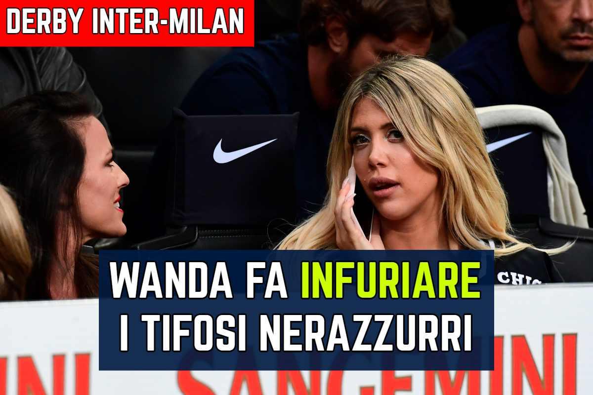 Wanda derby Inter-Milan