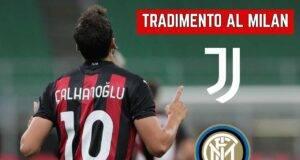 Calhanoglu Inter Juve