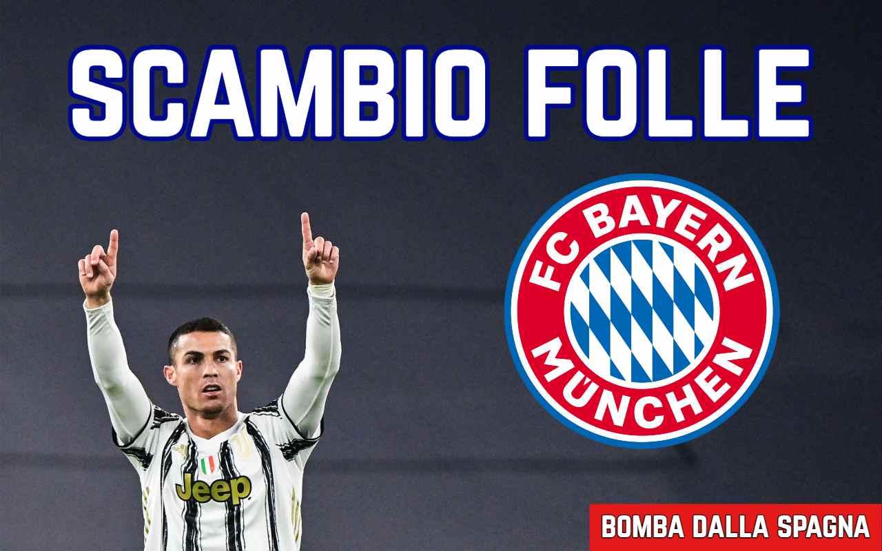Cristiano Ronaldo Bayern