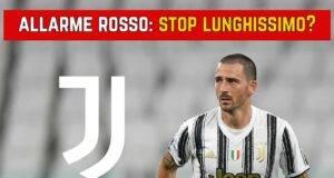 Infortunio Bonucci