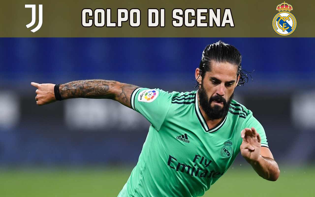 Isco Juventus Real Madrid