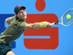 Jannik Sinner Tennis