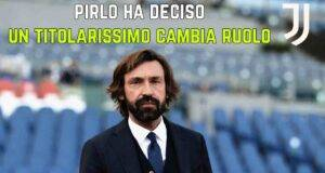 Juve Cambia ruolo