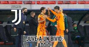 Juventus Dybala Morata