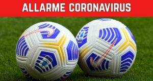 Lockdown stop Serie A