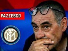 Sarri Inter esonero conte