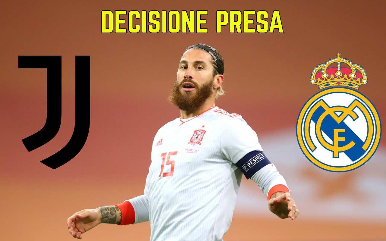 Sergio Ramos Real Juve