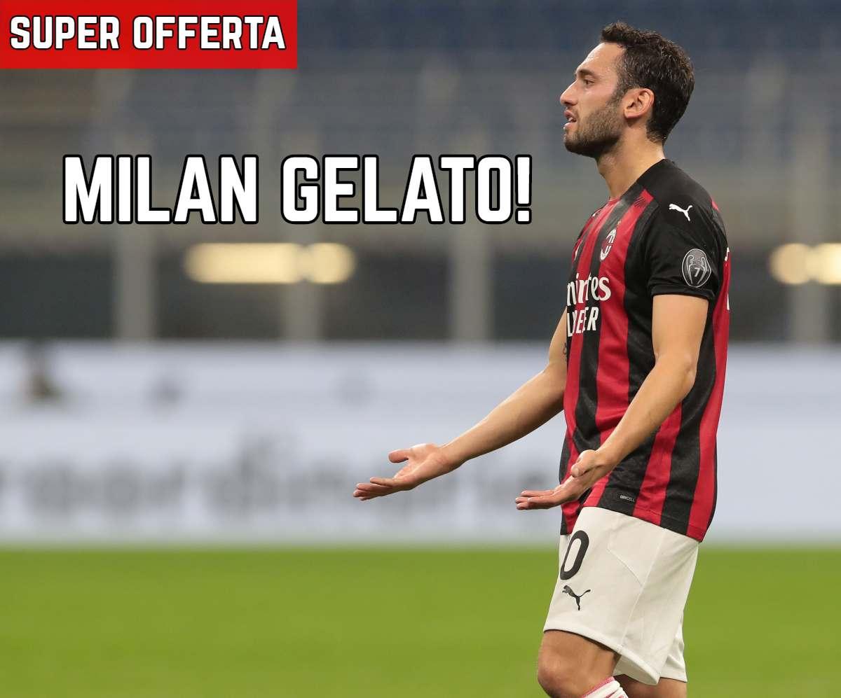 Milan, dalla Germania: