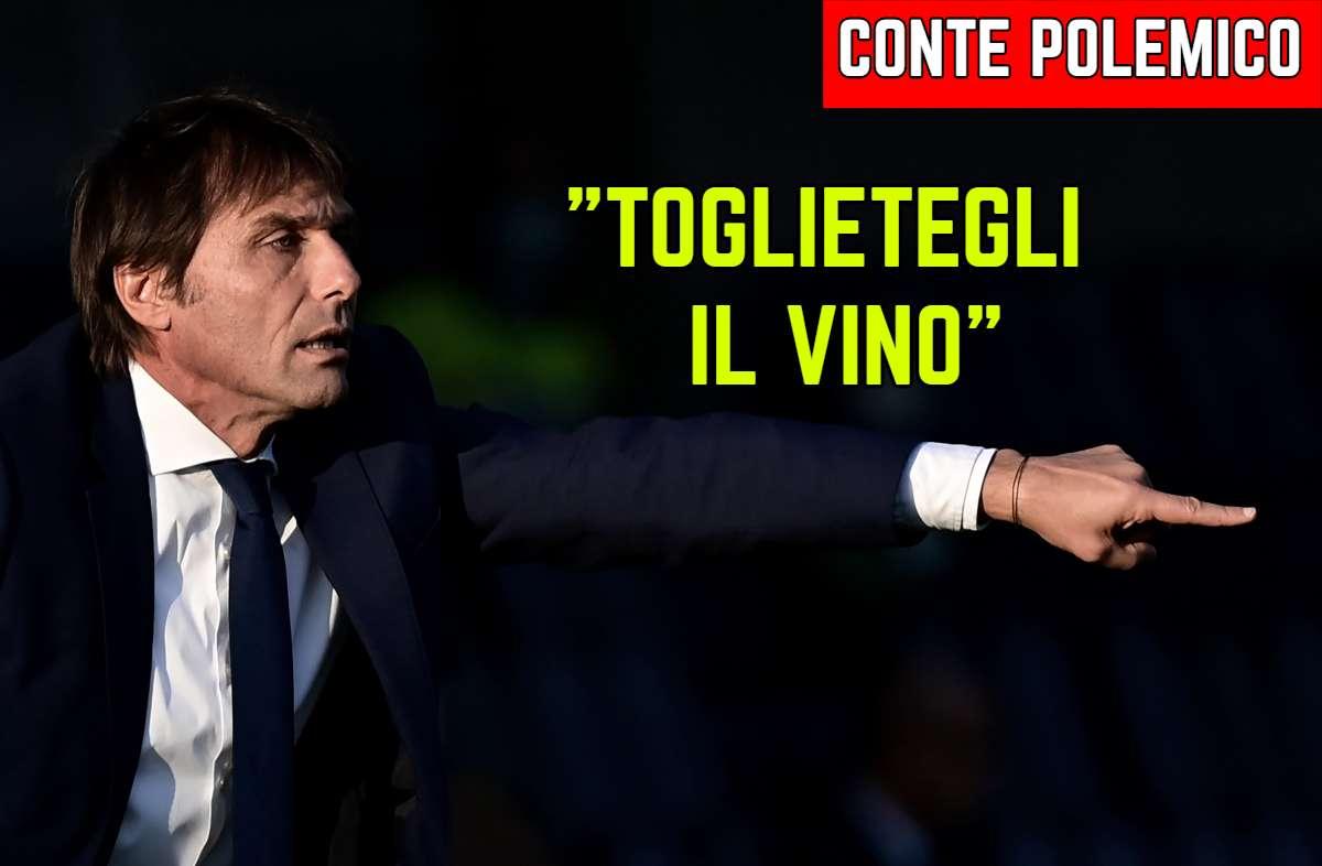 Conte Atalanta-Inter