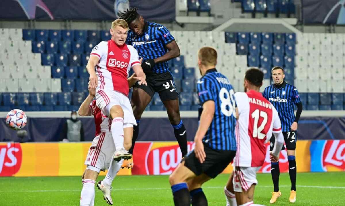 Ajax-Atalanta