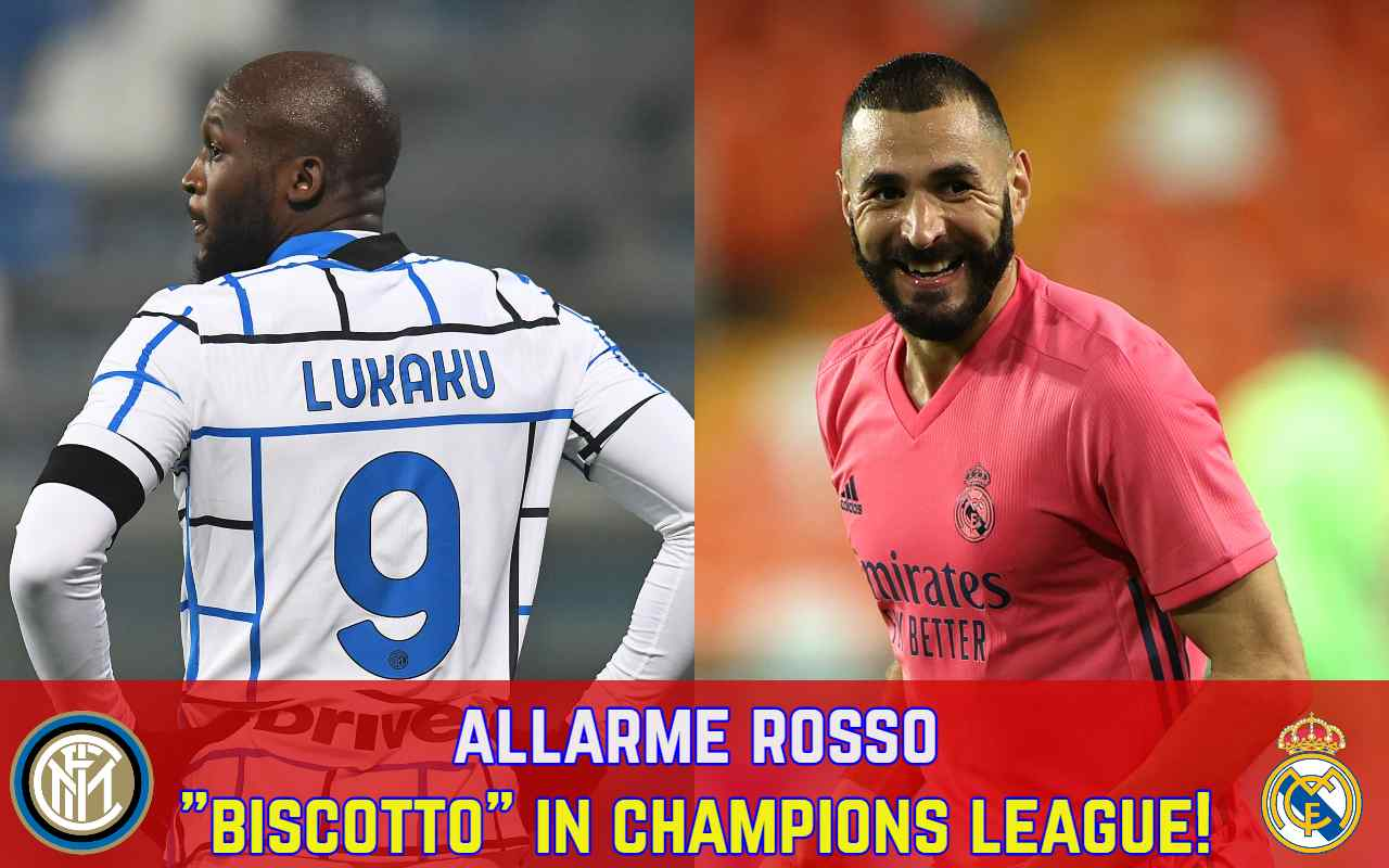Biscotto Inter Real