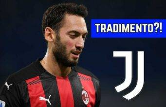 Calhanoglu Juventus