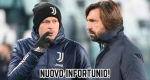 Demiral infortunio Juventus