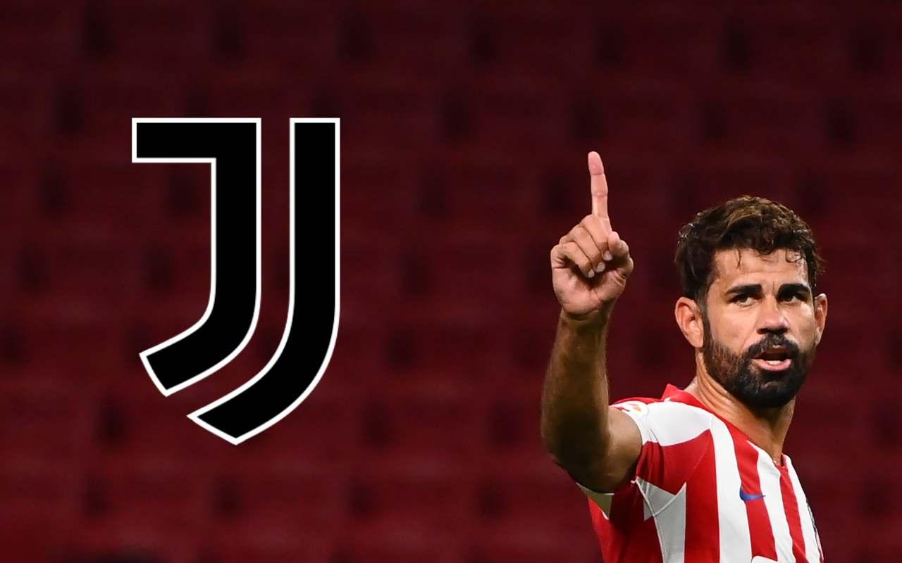 Diego Costa Juventus