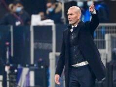 calciomercato Juventus Zidane