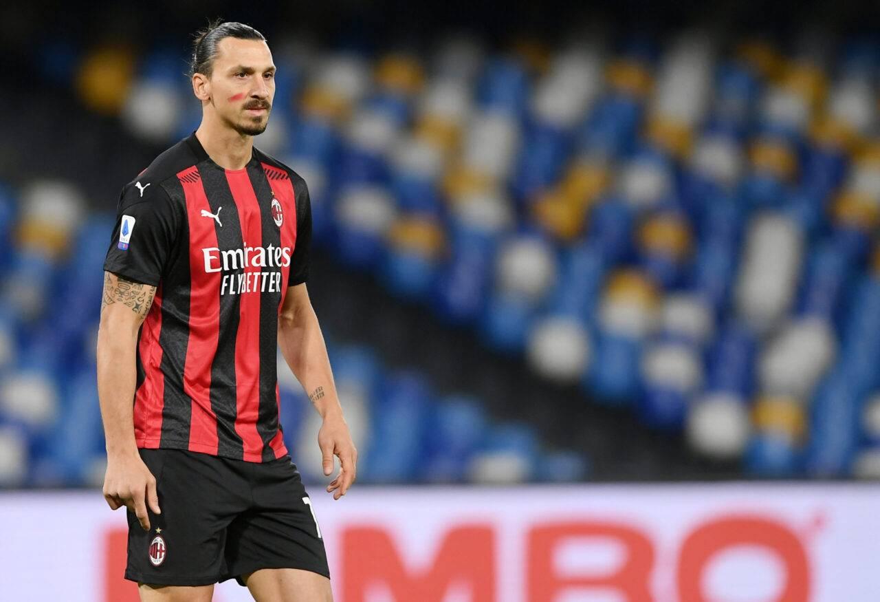 Genoa-Milan Ibrahimovic