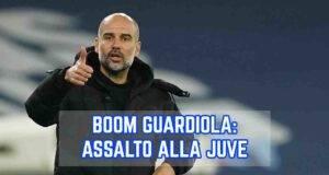 Guardiola Juve Bonucci