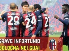 Infortunio Bologna