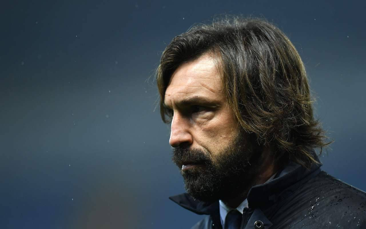 Pirlo Out esonero
