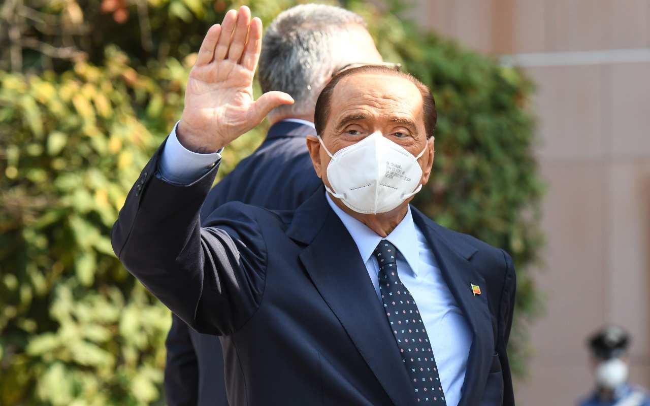 Berlusconi ricoverato