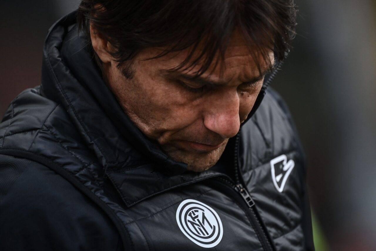 Infortunio Inter Conte Darmian