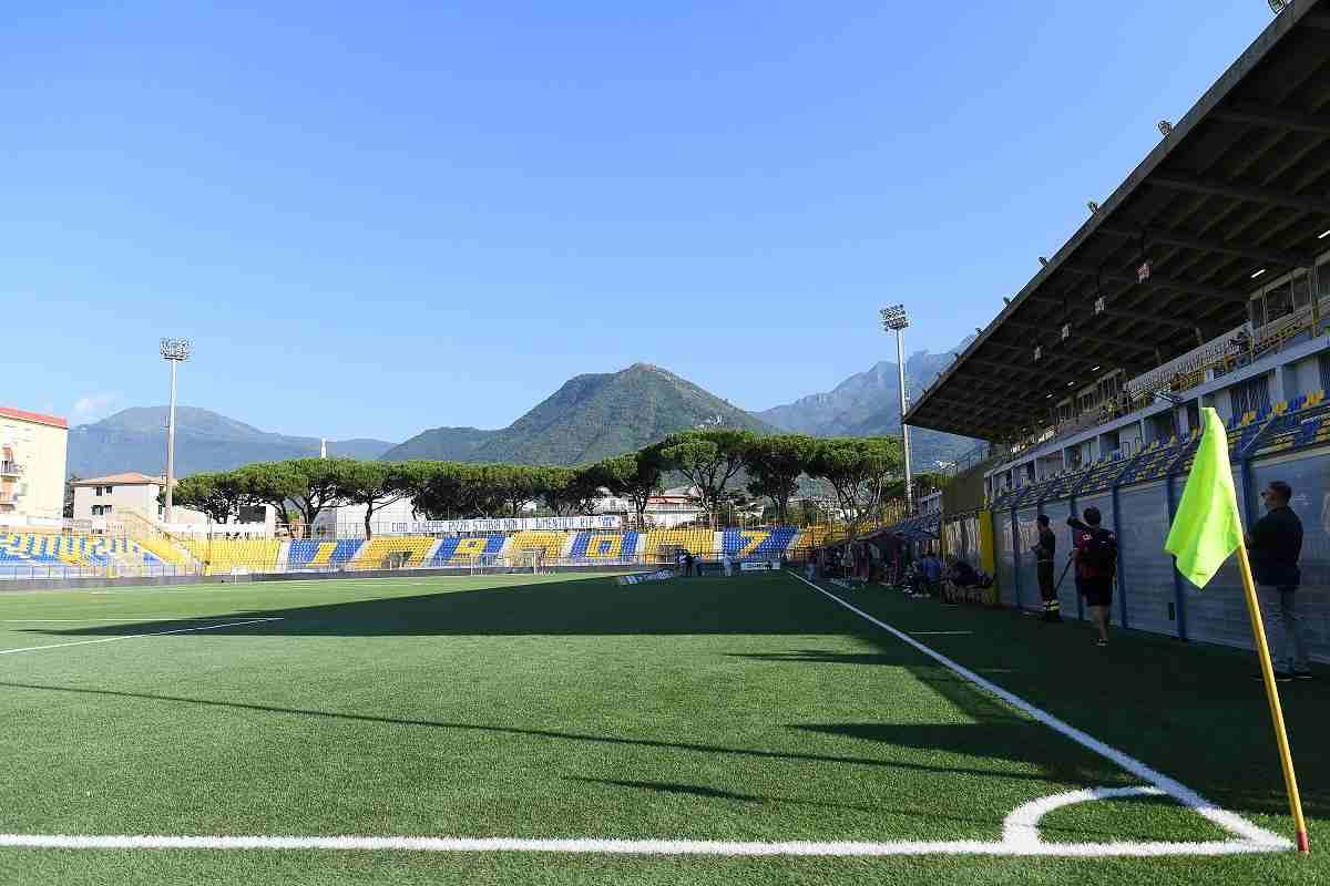 Juve Stabia stadio