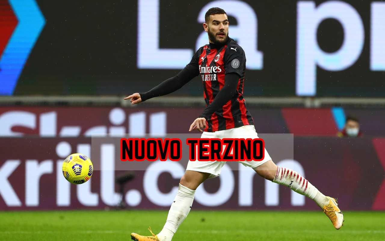 Lazaar, Theo Hernandez