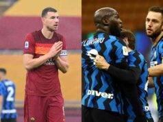 Dzeko Inter scambio