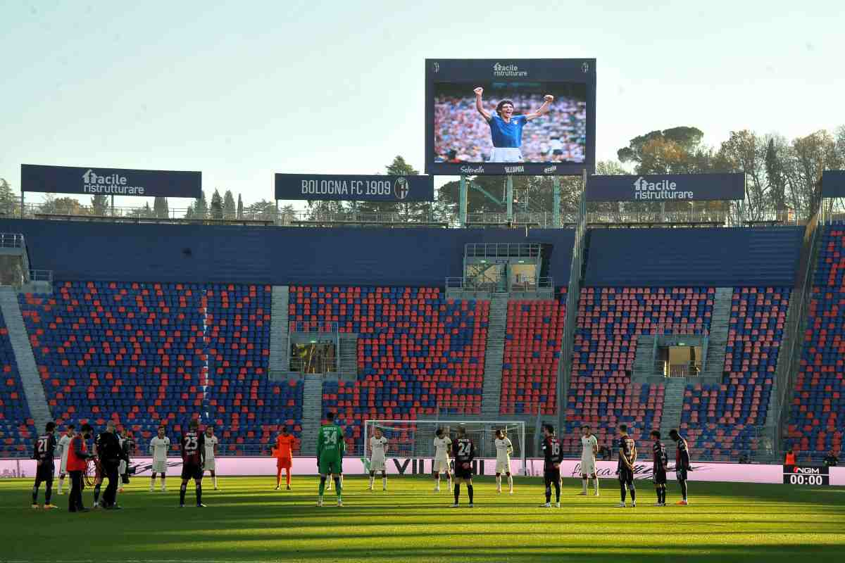 Bologna-Udinese streaming