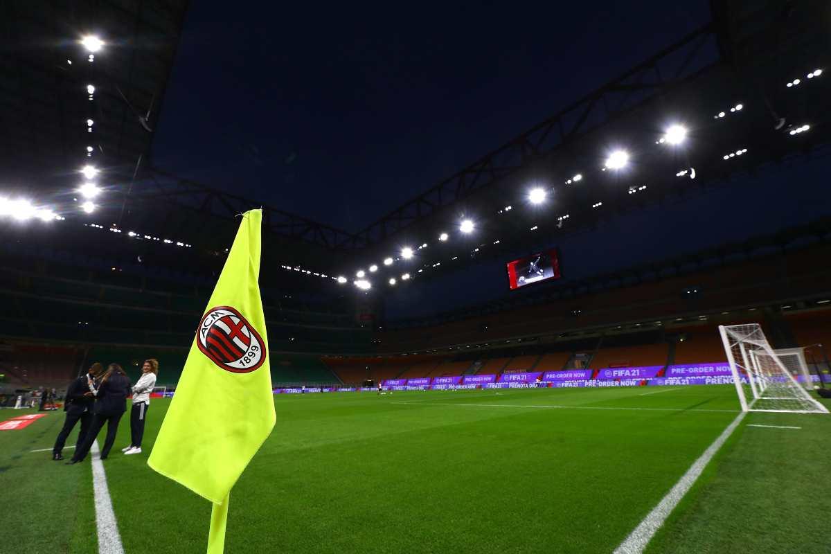 Milan-Juventus rinvio