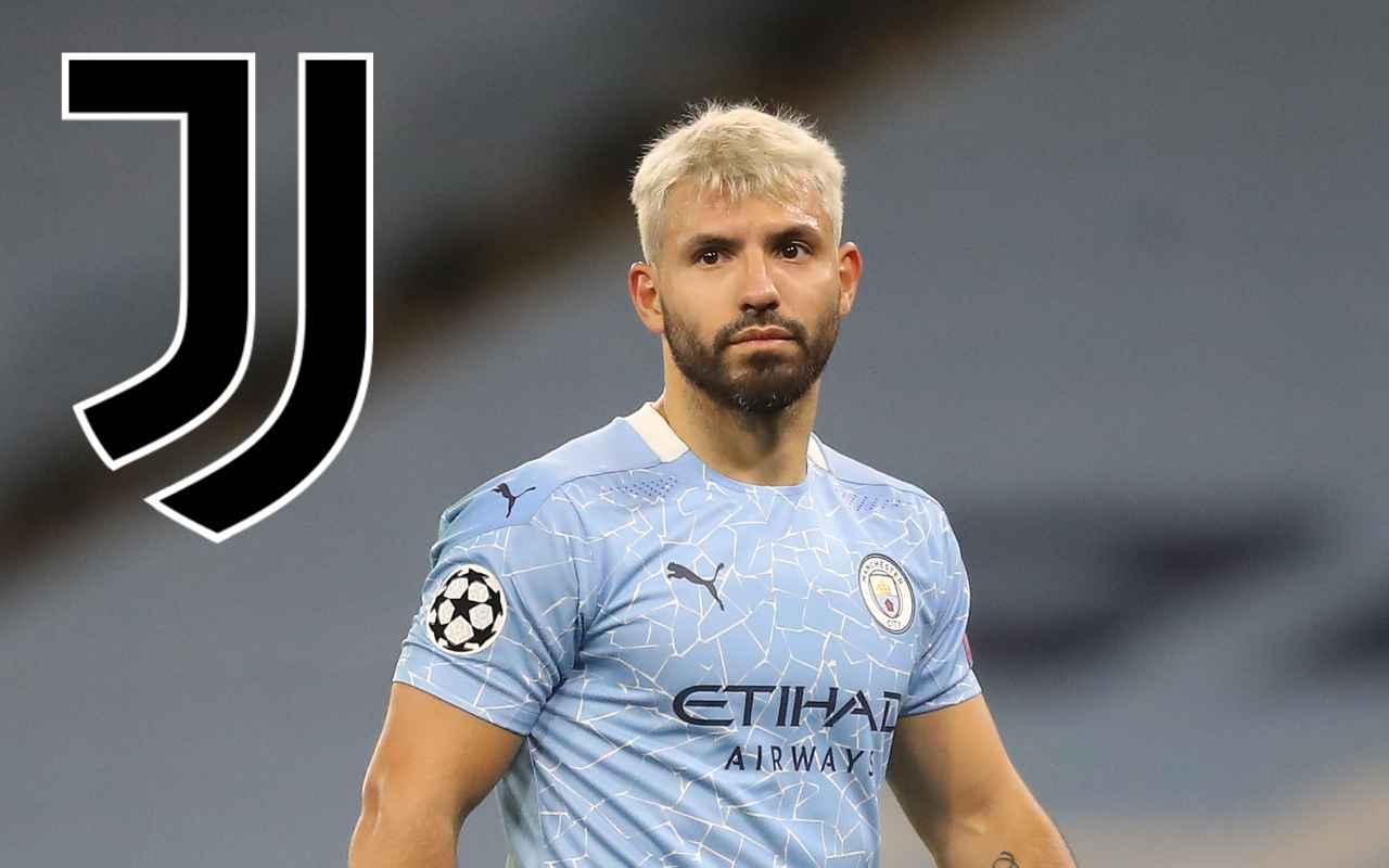 Aguero alla Juventus