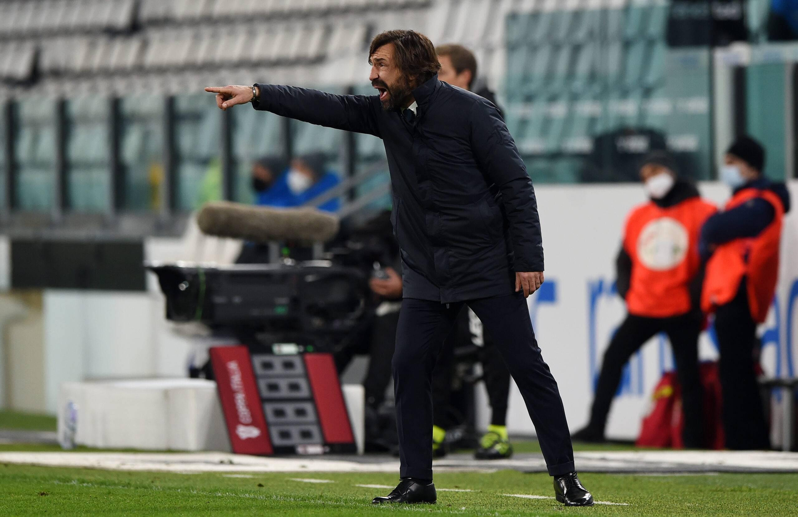 Pirlo ha un dubbio in vista della partita con il Porto